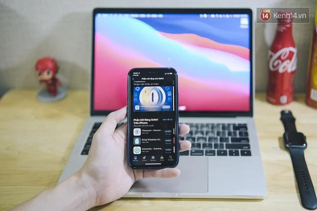 Safari trên iPhone được làm mới hoàn toàn với iOS 15: Dùng một tay sướng hơn bao giờ hết! - Ảnh 4.