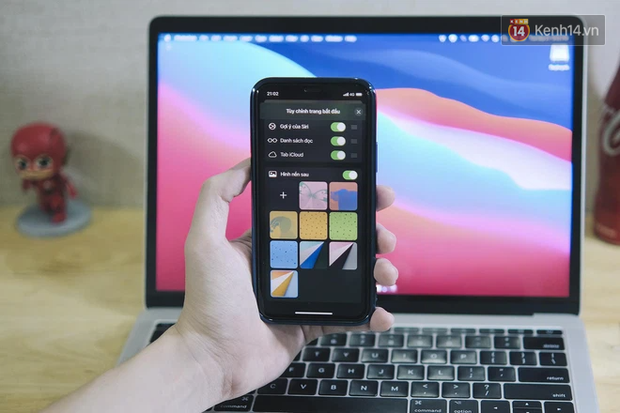 Safari trên iPhone được làm mới hoàn toàn với iOS 15: Dùng một tay sướng hơn bao giờ hết! - Ảnh 6.