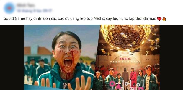 Netizen chiến nhau tanh bành vì Squid Game: Người khen hay nức nở, kẻ chê bai thảm họa - Ảnh 3.