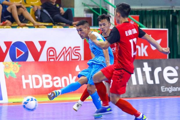 Futsal Việt Nam vào vòng 1/8 World Cup: Chuyện cổ tích mang tên Việt Nam - Ảnh 1.