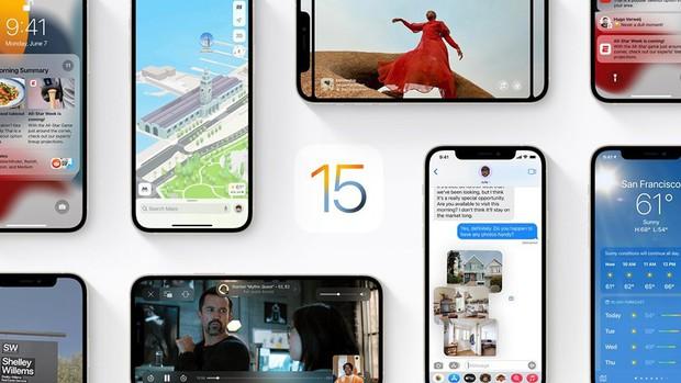 Những tính năng của iOS 15 không có trên iPhone X - Ảnh 1.