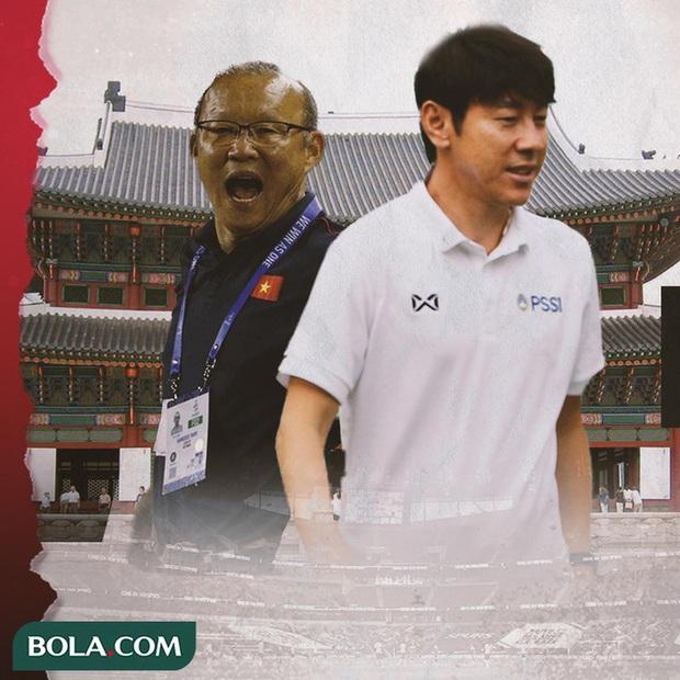 Fan Indonesia muốn HLV Shin Tae-yong báo thù tuyển Việt Nam và HLV Park Hang-seo tại AFF Cup - Ảnh 1.