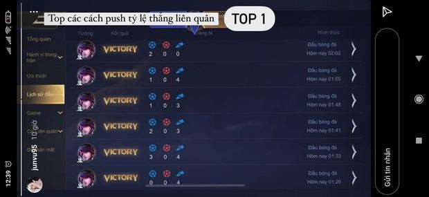 Jun Vũ cán mốc Cao Thủ chỉ sau 2 tháng chơi Liên Quân Mobile, tiết lộ bí kíp leo rank đỉnh của chóp - Ảnh 5.