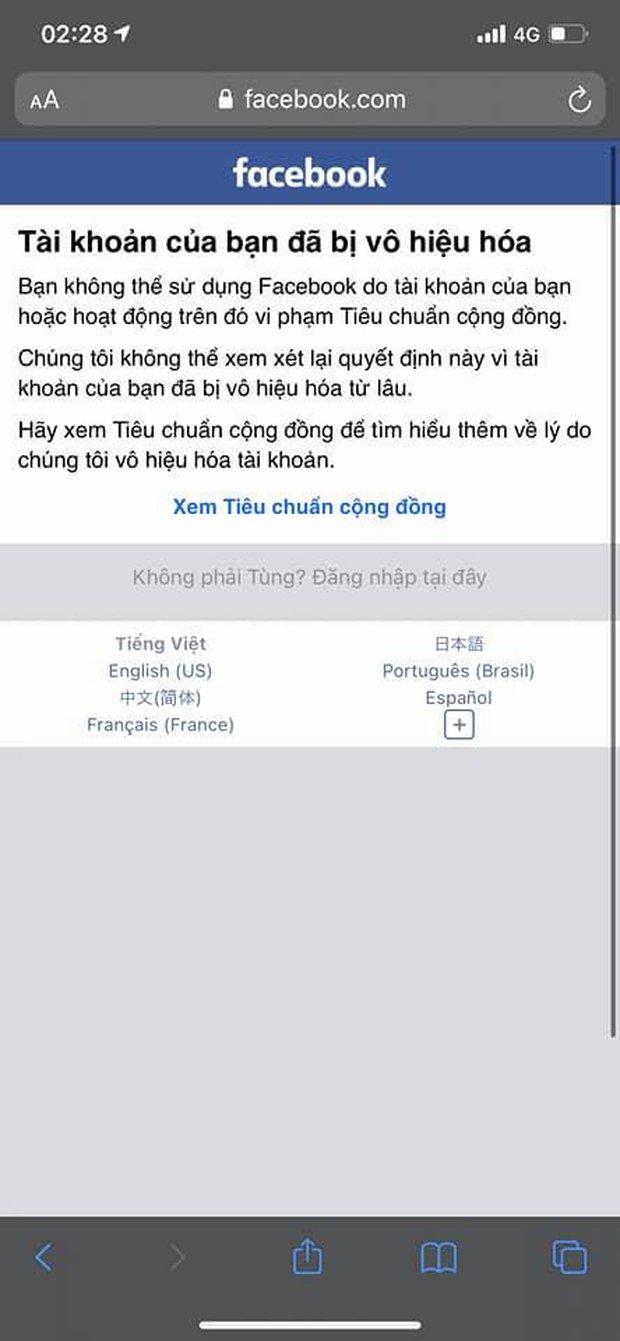 Hàng loạt tài khoản Facebook tại Việt Nam tiếp tục bị bay màu, nguyên nhân do share clip nhạy cảm? - Ảnh 1.