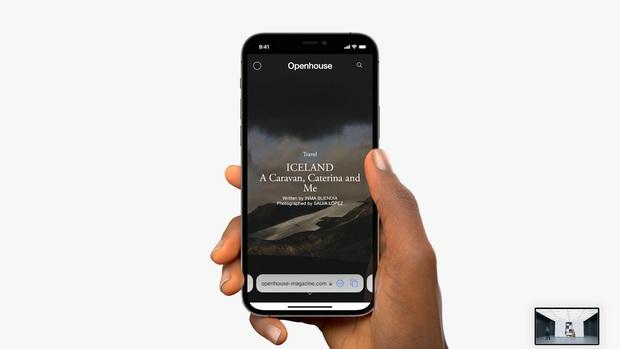 Safari trên iPhone được làm mới hoàn toàn với iOS 15: Dùng một tay sướng hơn bao giờ hết! - Ảnh 1.