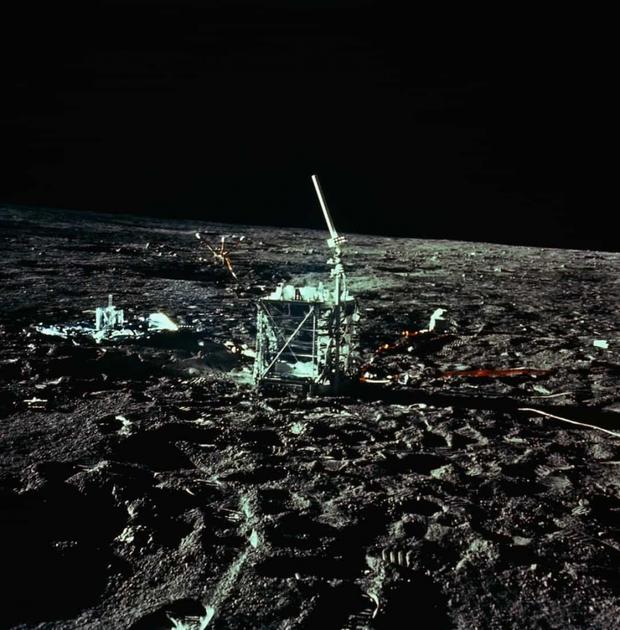 Những sự thật bất ngờ về Mặt Trăng - Ảnh 6.