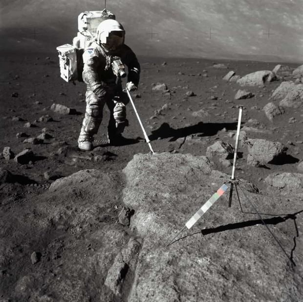 Những sự thật bất ngờ về Mặt Trăng - Ảnh 8.
