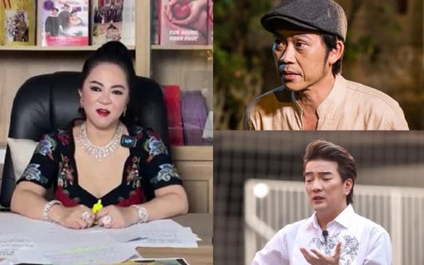 Công an TP.HCM: Hoài Linh, Đàm Vĩnh Hưng cùng 3 nghệ sĩ khác gửi đơn tố cáo bà Nguyễn Phương Hằng - Ảnh 1.
