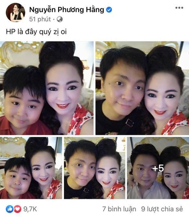 Xả kho ảnh sinh nhật, CEO Đại Nam gây sốt với màn đọ sắc cùng con dâu lệch 25 tuổi - Ảnh 1.