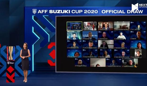 Kết quả bốc thăm AFF Cup 2020: Việt Nam vào bảng đấu khá tươm, gặp toàn bại tướng - Ảnh 4.