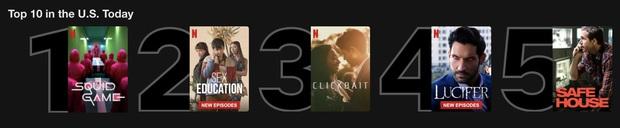 Squid Game lập kỷ lục nở mày nở mặt cho phim Hàn tại đất Mỹ bất chấp tranh cãi, số điểm thu về quá ngỡ ngàng! - Ảnh 3.