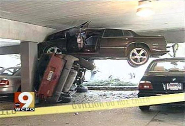 15 tình huống tai nạn khó hiểu tới mức nếu không có ảnh làm chứng sẽ bị bảo là bịa đặt - Ảnh 7.