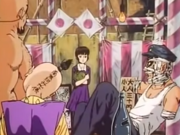 Cô bé 12 tuổi bị hành xác, cưỡng bức bởi cả rạp xiếc ma quái: Đây chính là anime gây tranh cãi nhất mọi thời đại của xứ Nhật! - Ảnh 3.