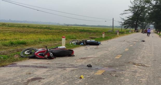 Hiện trường vụ tai nạn kinh hoàng khiến 5 thanh niên tử vong trong đêm Trung thu - Ảnh 4.