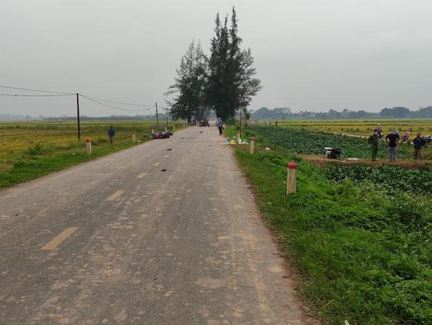 Hiện trường vụ tai nạn kinh hoàng khiến 5 thanh niên tử vong trong đêm Trung thu - Ảnh 5.