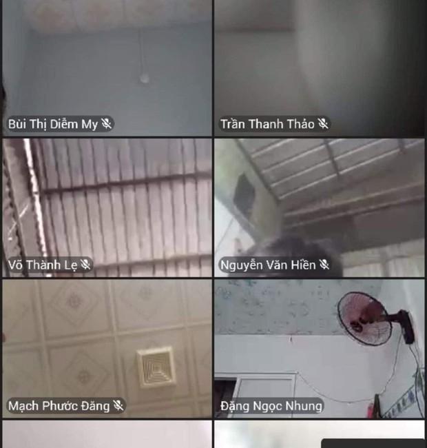 Giáo viên yêu cầu học trò mở camera, zoom kỹ màn hình muốn tức điên khi phát hiện sự thật trời ơi đất hỡi - Ảnh 1.