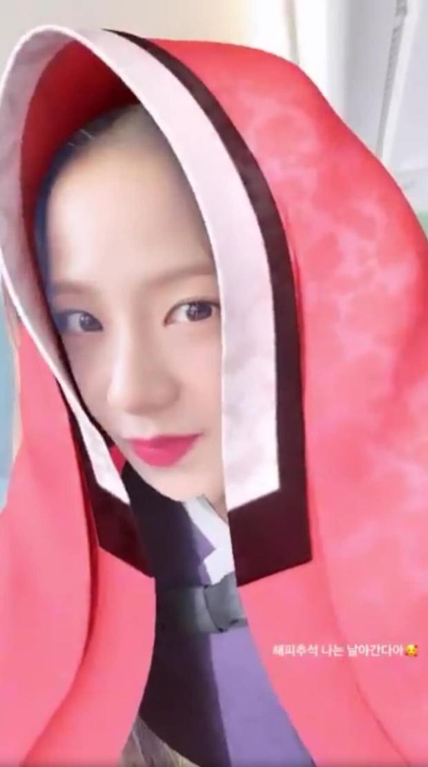 Jisoo (BLACKPINK) được netizen gọi là chúa tể filter, chỉ cần soi ảnh selfie sẽ hiểu vì sao! - Ảnh 5.