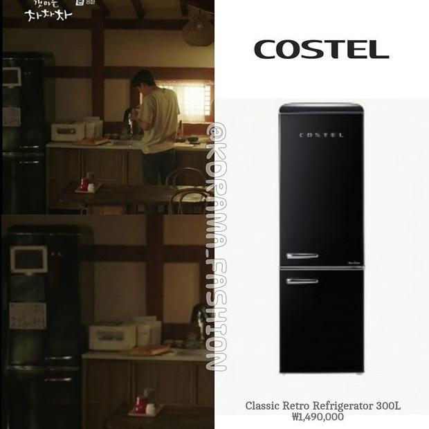 Xem phim Hàn cứ bị u mê tủ lạnh style retro, bóc giá mới thấy đắt hết hồn nhưng có một chiếc giá rẻ hơn hẳn - Ảnh 7.