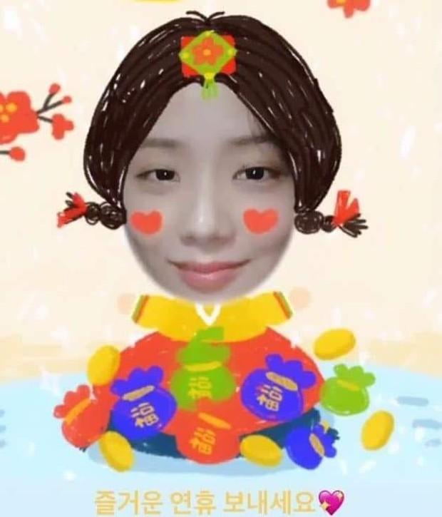 Jisoo (BLACKPINK) được netizen gọi là chúa tể filter, chỉ cần soi ảnh selfie sẽ hiểu vì sao! - Ảnh 7.