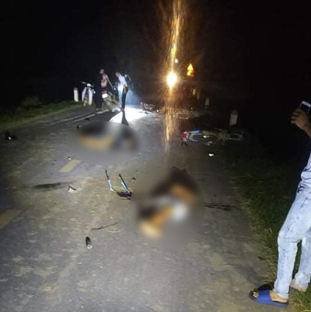 Hiện trường vụ tai nạn kinh hoàng khiến 5 thanh niên tử vong trong đêm Trung thu - Ảnh 2.