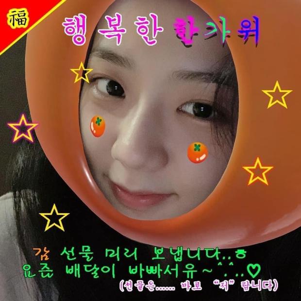 Jisoo (BLACKPINK) được netizen gọi là chúa tể filter, chỉ cần soi ảnh selfie sẽ hiểu vì sao! - Ảnh 4.