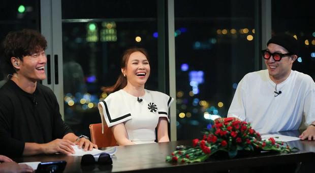 Kim Jong Kook từng cúi đầu xin lỗi khi thấy Mỹ Tâm nghiến răng nổi quạu - Ảnh 1.