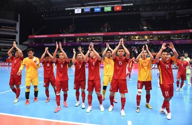 Không thể tin nổi! Tuyển futsal Việt Nam khiến đương kim á quân thế giới trải qua những phút giây sợ hãi - Ảnh 3.