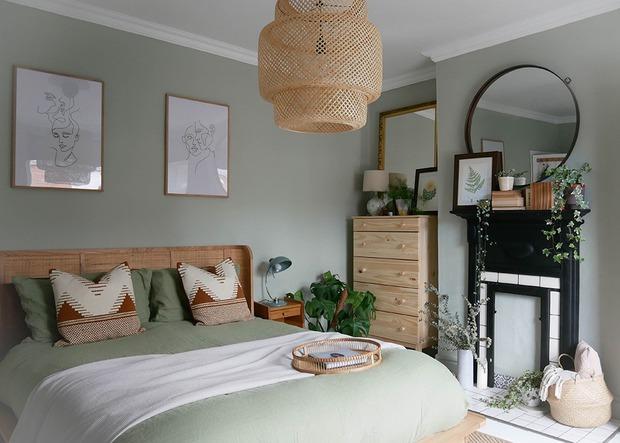 Kiến trúc sư tư vấn 6 giải pháp thiết kế cho phòng ngủ nhỏ, gợi ý loạt đồ nội thất giúp tận dụng từng centimet - Ảnh 6.