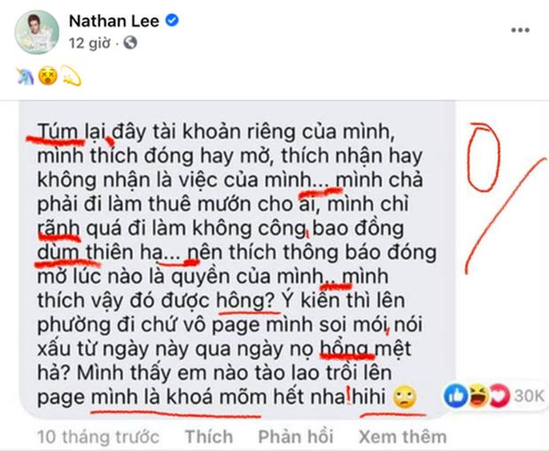 Sau khi bắt lỗi chính tả, Nathan Lee tuyên bố mua độc quyền hit Giấc Mơ Tuyết Trắng của Thuỷ Tiên luôn! - Ảnh 3.