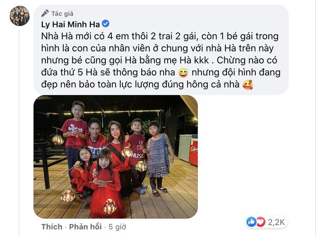 Rộ tin Lý Hải - Minh Hà bí mật sinh nhóc tỳ thứ 5, nguồn cơn từ loạt ảnh đêm Trung thu - Ảnh 3.