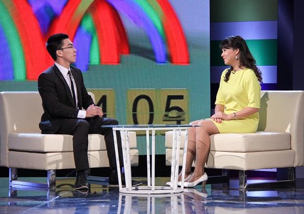Tân Giám đốc VFC - nhà báo Diễm Quỳnh: Gia thế khủng, từng được mệnh danh là Hoa khôi VTV, MC quen mặt những năm 2000 - Ảnh 4.