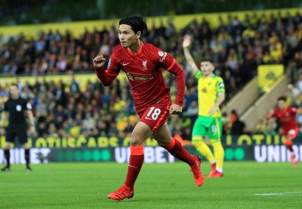 Hàng thủ tuyển Việt Nam chú ý, sát thủ Nhật Bản vừa toả sáng giúp Liverpool thắng đậm - Ảnh 7.