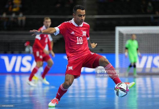 [Trực tiếp vòng 1/8 Futsal World Cup] Nga vs Việt Nam (HT): VÀOOOO!!!! Đắc Huy dứt điểm tung lưới á quân thế giới - Ảnh 11.
