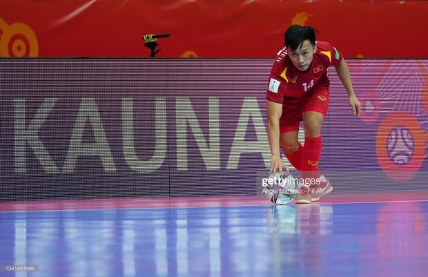 [Trực tiếp vòng 1/8 Futsal World Cup] Nga vs Việt Nam (HT): VÀOOOO!!!! Đắc Huy dứt điểm tung lưới á quân thế giới - Ảnh 12.