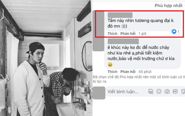 Mê mẩn Huy Trần trong loạt ảnh cẩu lương bên Ngô Thanh Vân, nhưng netizen kêu giống từ Quang Đại, diễn viên Reply 1988 đến Won Bin - Ảnh 4.