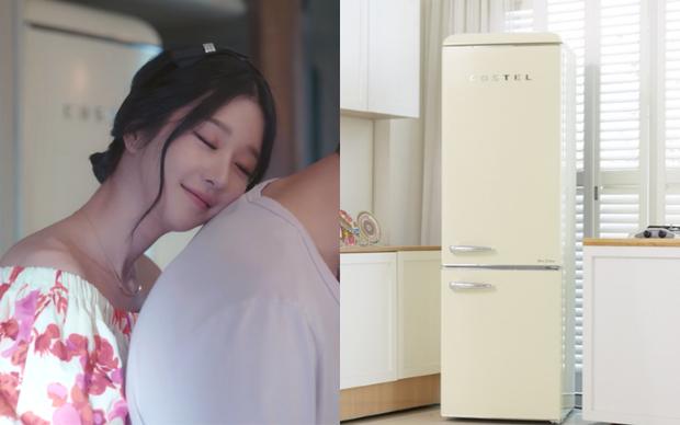 Xem phim Hàn cứ bị u mê tủ lạnh style retro, bóc giá mới thấy đắt hết hồn nhưng có một chiếc giá rẻ hơn hẳn - Ảnh 5.