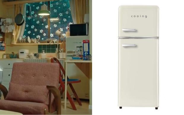 Xem phim Hàn cứ bị u mê tủ lạnh style retro, bóc giá mới thấy đắt hết hồn nhưng có một chiếc giá rẻ hơn hẳn - Ảnh 8.