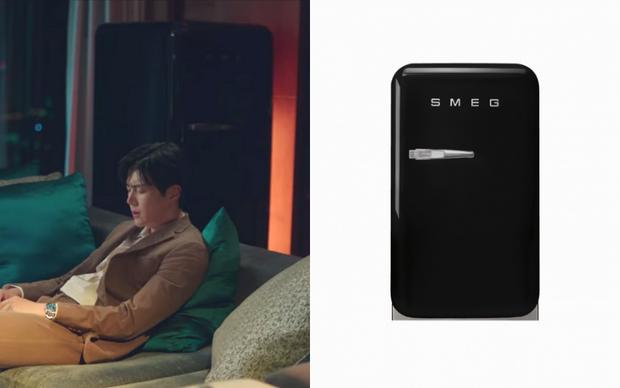 Xem phim Hàn cứ bị u mê tủ lạnh style retro, bóc giá mới thấy đắt hết hồn nhưng có một chiếc giá rẻ hơn hẳn - Ảnh 3.