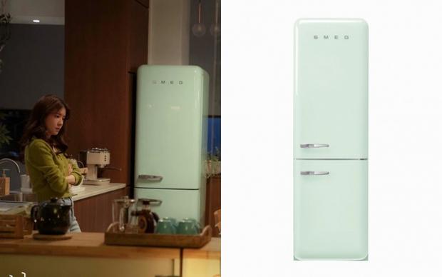 Xem phim Hàn cứ bị u mê tủ lạnh style retro, bóc giá mới thấy đắt hết hồn nhưng có một chiếc giá rẻ hơn hẳn - Ảnh 1.
