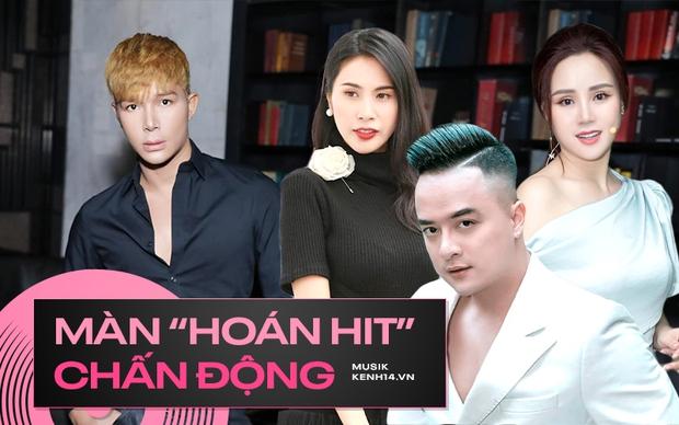 3 màn cướp hit chấn động Vpop: Nathan Lee búng tay có ngay hit của Cao Thái Sơn - Thuỷ Tiên, còn Vy Oanh - Minh Tuyết hơi cồng kềnh - Ảnh 1.