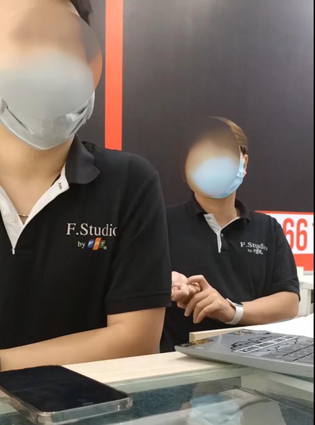 FPT Shop sa thải 3 nhân viên liên quan vụ đánh cắp dữ liệu khách hàng sửa MacBook - Ảnh 1.