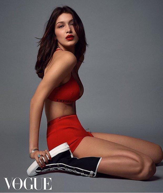 Bella Hadid có gương mặt tỷ lệ hoàn hảo hiếm hoi đến mức bác sĩ thẩm mỹ phải công nhận nhưng hóa ra từng làm 2 thủ thuật này? - Ảnh 7.