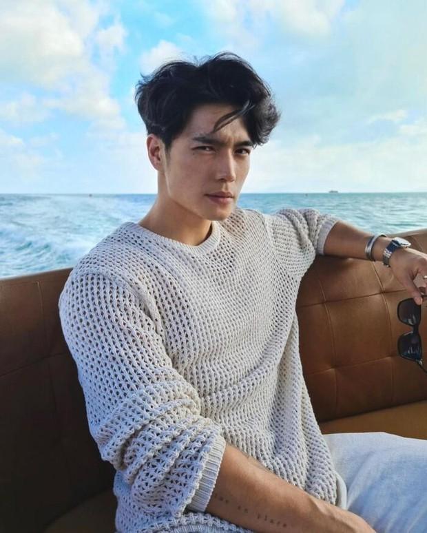 Mê mẩn Huy Trần trong loạt ảnh cẩu lương bên Ngô Thanh Vân, nhưng netizen kêu giống từ Quang Đại, diễn viên Reply 1988 đến Won Bin - Ảnh 6.