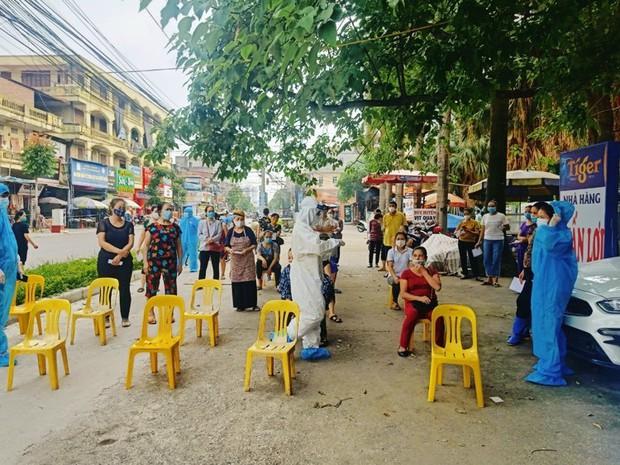Sáng 22/9, Hà Nội thêm 1 ca mắc Covid-19 ở Thanh Xuân - Ảnh 1.