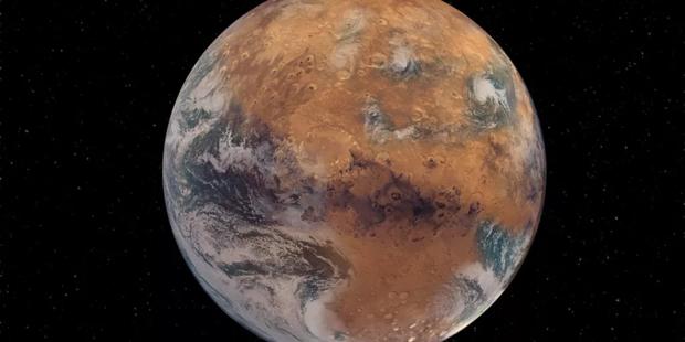 Tiết lộ lý do khiến sao Hỏa không có nước trên bề mặt - Ảnh 1.