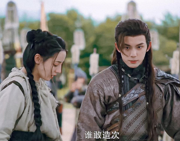 Top 10 phim Trung ẵm view YouTube khủng nhất nửa đầu 2021: Nhiệt Ba - Triệu Lệ Dĩnh cộng lại vẫn hít khói hạng 1 - Ảnh 3.