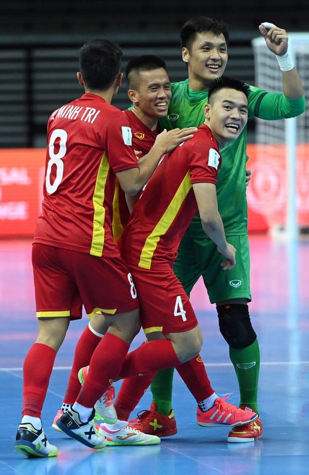 BLV Quang Huy: Tuyển futsal Việt Nam ghi bàn vào lưới Nga đã vui rồi, kết quả không quan trọng - Ảnh 2.
