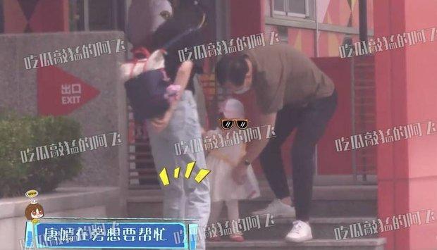Lộ diện hình ảnh tiểu công chúa nhà Đường Yên, netizen bất ngờ với ngoại hình của bé cưng mới 1 tuổi rưỡi - Ảnh 5.