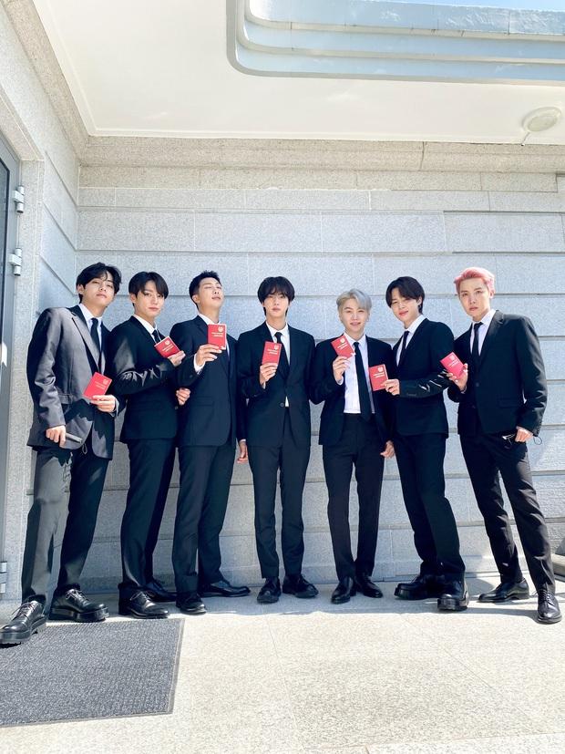 1 tuần bận rộn của đặc phái viên BTS: Sát sao bên Tổng thống Hàn Quốc, diện kiến Tổng Thư ký LHQ, trình diễn tại Đại hội đồng! - Ảnh 4.