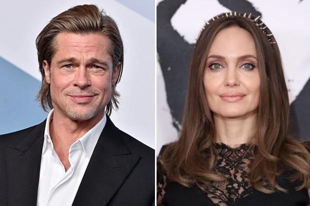Tranh chấp nuôi con chưa xong, Brad Pitt và Angelina Jolie lại đấu tố nhau vì tài sản - Ảnh 1.